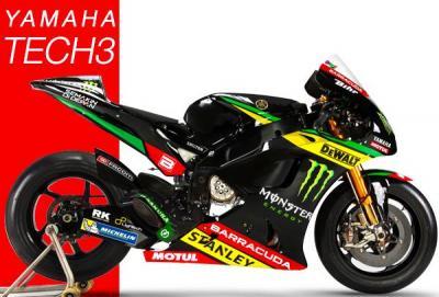 Barracuda in MotoGP con il Team Yamaha Tech 3