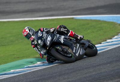 Test Jerez: Rea e le Kawa subito al top, poi le Ducati
