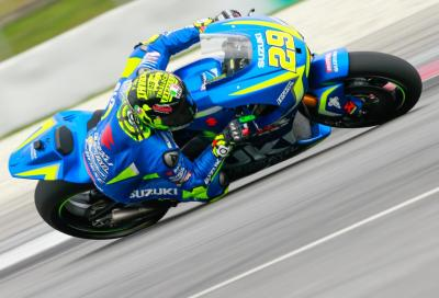 Test Sepang: super Iannone nel Day 2!