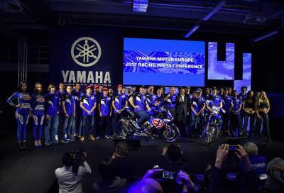 WorldSBK, MXGP, Enduro: il 2017 racing secondo Yamaha