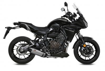 Scarichi aftermarket: le proposte Mivv per Yamaha Tracer 700