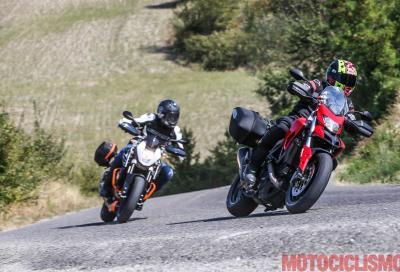 Ducati o KTM per un weekend da leoni?