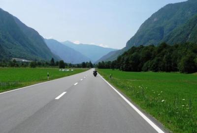 """Viaggi in moto: """"Non voglio compagnia, ma sicurezza"""""""