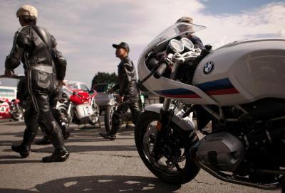 R nineT Racer: in Giappone con la sportiva classica BMW (video)