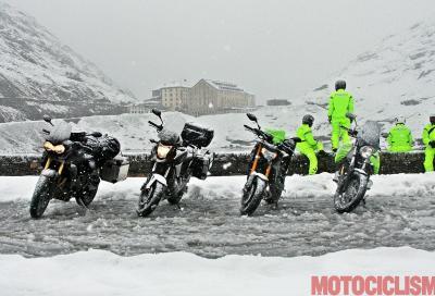 Mega comparativa: tutte le Alpi in 144 ore (e 24 moto). Tappa 1