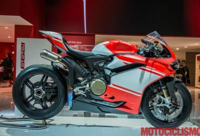 In un video i segreti del motore della Ducati 1299 Superleggera