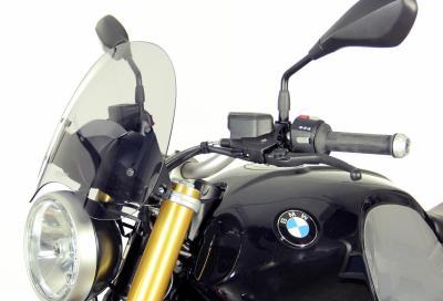 BMW R NineT: parabrezza aftermarket da MRA