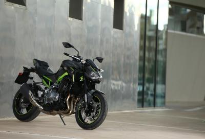 Prova le nuove Kawasaki presso la sede di Motociclismo