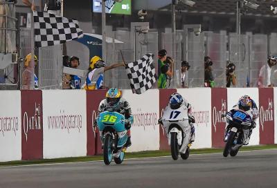 Moto3 emozionante: Mir vince la prima gara del 2017