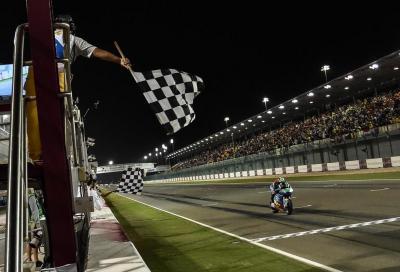 Morbidelli perfetto: è la sua prima vittoria Moto2!