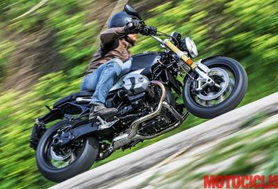 BMW R nineT 2017: muscoli old style