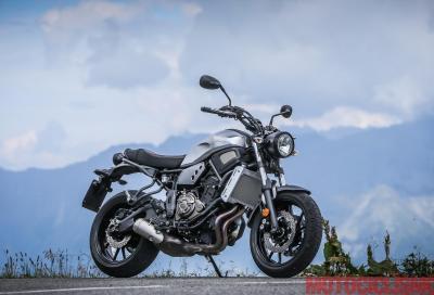 Yamaha XSR700: quando lettori e tester la pensano diversamente