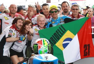 Seconda vittoria consecutiva in Moto2 per Morbidelli