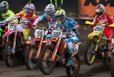 MXGP 2017, Valkenswaard: il GP d'Europa in pista e in TV