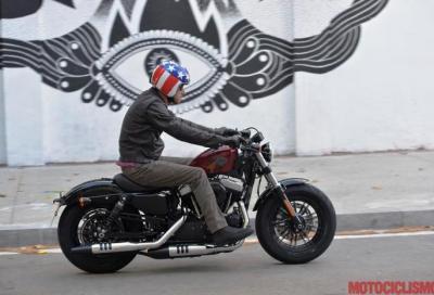 Harley-Davidson: le promozioni del mese su Street, Sportster e accessori