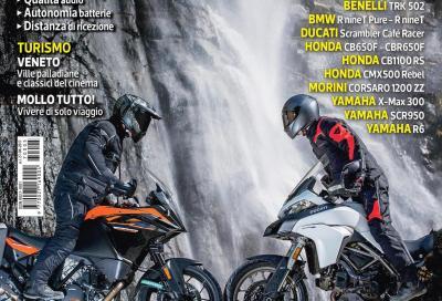 Motociclismo di maggio 2017 è in edicola