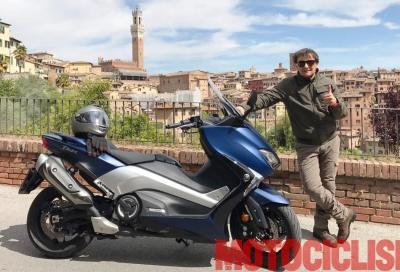 Col TMax l'Italia si fa in tre: ultima tappa, da Siena a Cortina