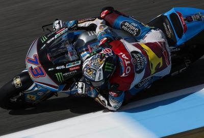 Prima pole in Moto2 per Alex Marquez
