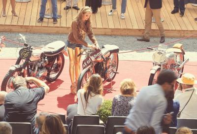 Tutto è pronto per il concorso di motociclette 2017 a Villa d'Este