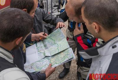 La tecnologia avanza, ma la cartina batte ancora il GPS