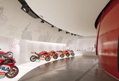 Museo Ducati: aperto anche la domenica, per tutta l'estate