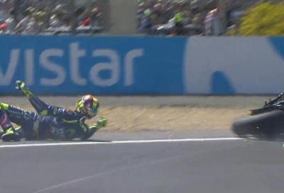 """Rossi: """"Sapevo di avere un'altra chance, ma ho sbagliato"""""""
