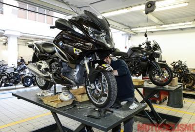 Long Test BMW R 1200 RT: a 20.000 km tutto a posto (o quasi)