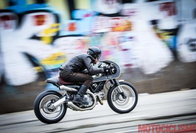 Essenza, una Ducati Scrambler elegante e feroce