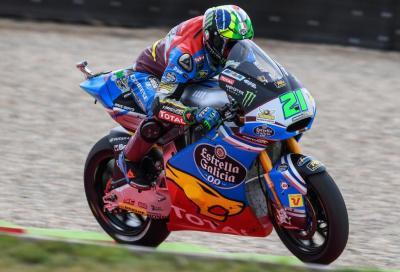 """Morbidelli: pole ad Assen e """"promozione"""" in MotoGP"""