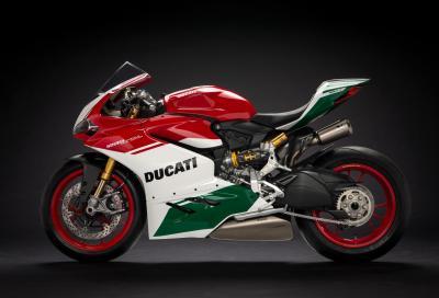 Ecco la nuova Ducati 1299 Panigale R Final Edition