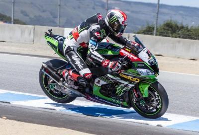Rea impeccabile a Laguna Seca: fugge e vince in Gara 2