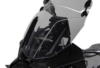 Cupolino MRA regolabile per BMW R 1200 GS