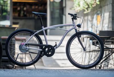 Moto Morini torna a pedalare… con la Limited E-Bike