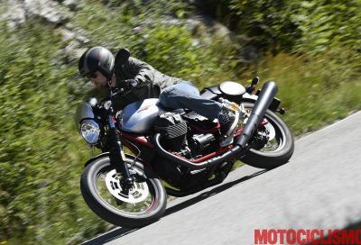 Moto Guzzi V7 III Racer e V9 Bobber e Roamer: gusto classico!