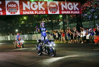 Yamaha vince tutto alla 8 Ore di Suzuka: gara e Mondiale Endurance