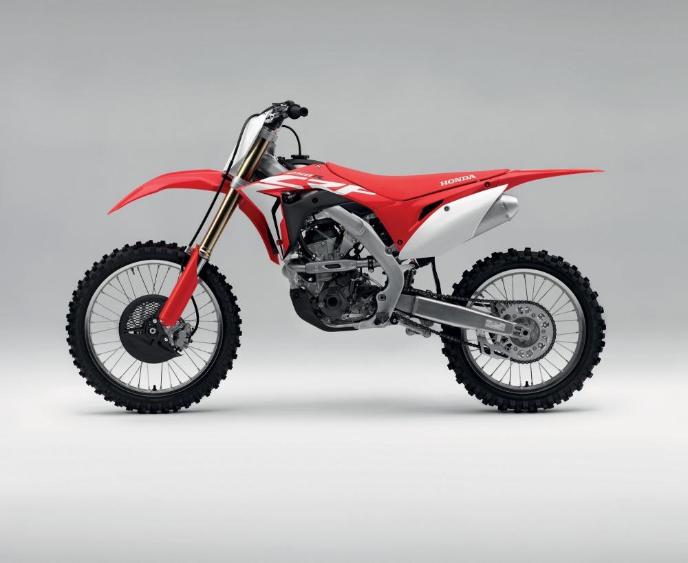 Honda Crf250r 2018 Motociclismo