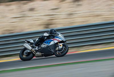 BMW S 1000 RR, equilibrio perfetto