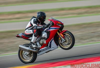 "Honda CBR1000RR Fireblade SP, la supersportiva ""facile"""
