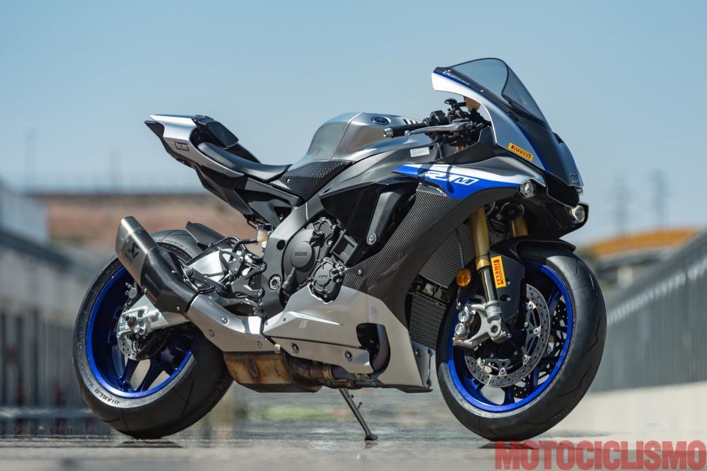 Prova Yamaha R1m 2017 Pregi E Difetti Motociclismo