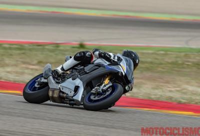 Yamaha YZF-R1M 2017, DNA da MotoGP