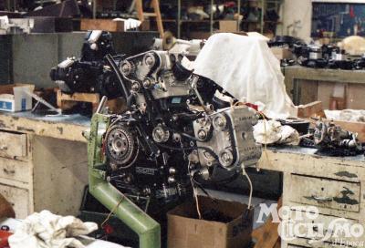 Ducati: la storia del Motore Desmoquattro (prima parte)
