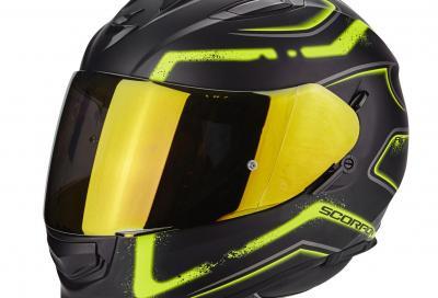 Scorpion Exo 510 Air: il casco touring con nuove grafiche