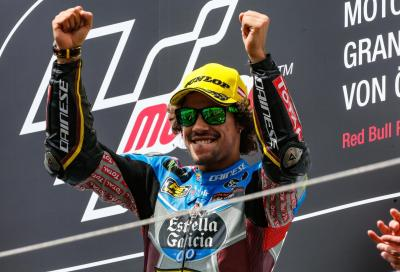 Morbidelli vince in Austria e allunga in campionato