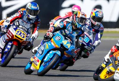 Moto3 rocambolesca a Silverstone: vince Canet