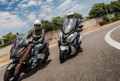 Yamaha e Sym: fare tutto con 300 cc!