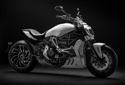 La nuova livrea per la XDiavel S anticipa le novità Ducati 2018