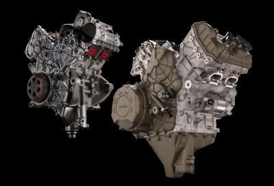 Ducati Panigale V4: tecnica e numeri del motore derivato dalla MotoGP