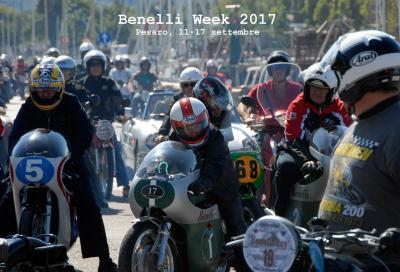 Benelli Week 2017: dall'11 settembre tour ed eventi tra Pesaro e dintorni