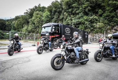 Moto Guzzi Open House 2017: il video