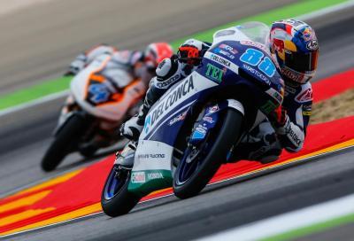 Martin splende al MotorLand: pole n°7 in stagione, ottimo Bastianini